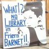You are now entering Friern Barnet: community library