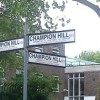 On Champion Hill you always know where you are