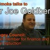 Big Smoke Interview: Haringey's Cllr Joe Goldberg