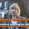 Interview: Kerry Johnson co-founder Bloomsbury Pro-Choice Alliance