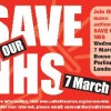 Defend the NHS: March 7th