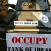 Occupy's armoured division takes on the law