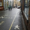 Your walking lane